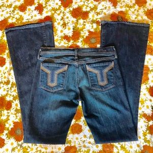 Citizens of Humanity Flares Size 28 Tall